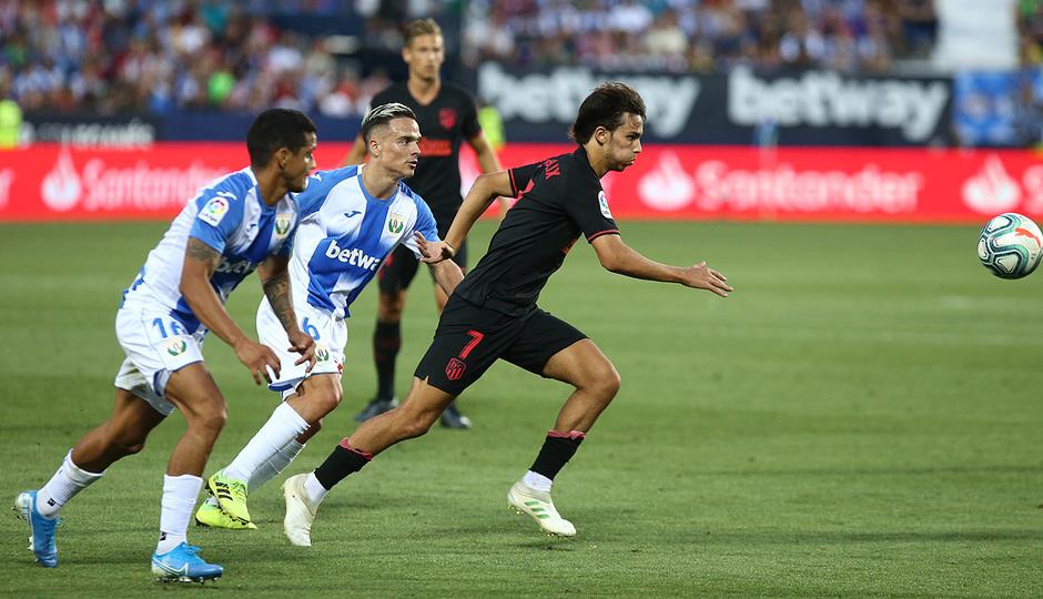 Temporada 19/20 | CD Leganés - Atlético de Madrid | Joao Felix