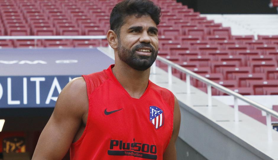 Temporada 19/20   Entrenamiento del primer equipo   31/08/2019   Costa