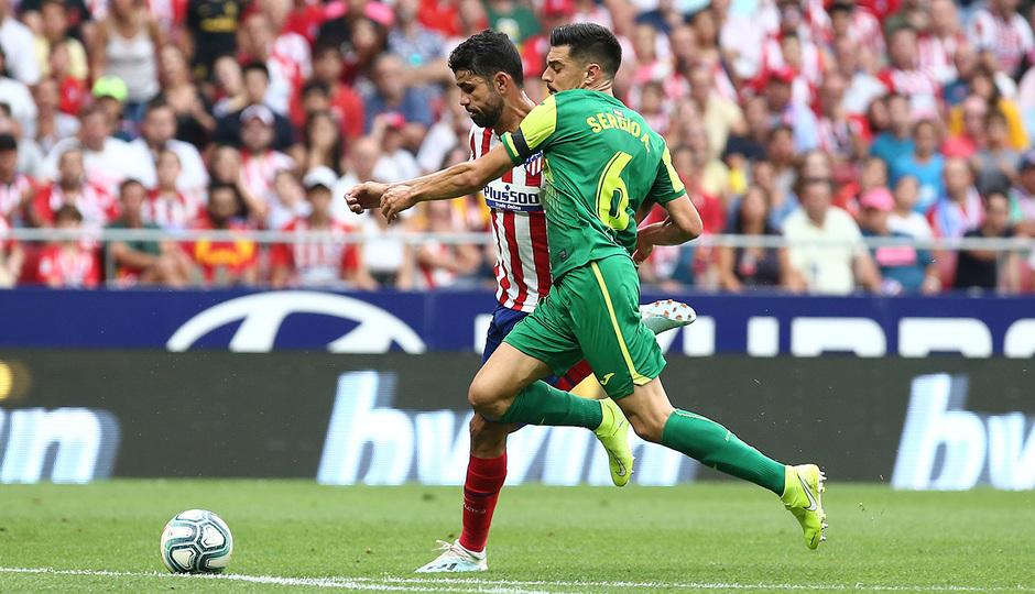 Temp 19/20 | Atlético de Madrid - Eibar | Diego Costa