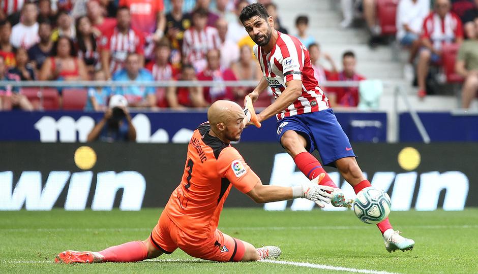 Temp 19/20 | Atlético de Madrid - Eibar | Diego Cota