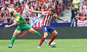 Temp 19/20 | Atlético de Madrid - Eibar | Saúl