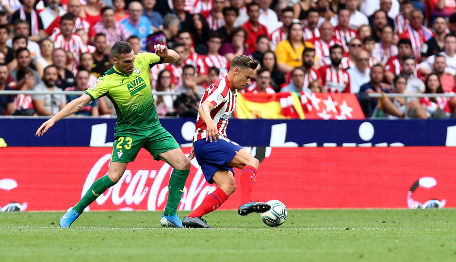 Temp 19/20 | Atlético de Madrid - Eibar | Llorente