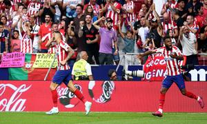 Temp 19/20 | Atlético de Madrid - Eibar | Lemar y Vitolo