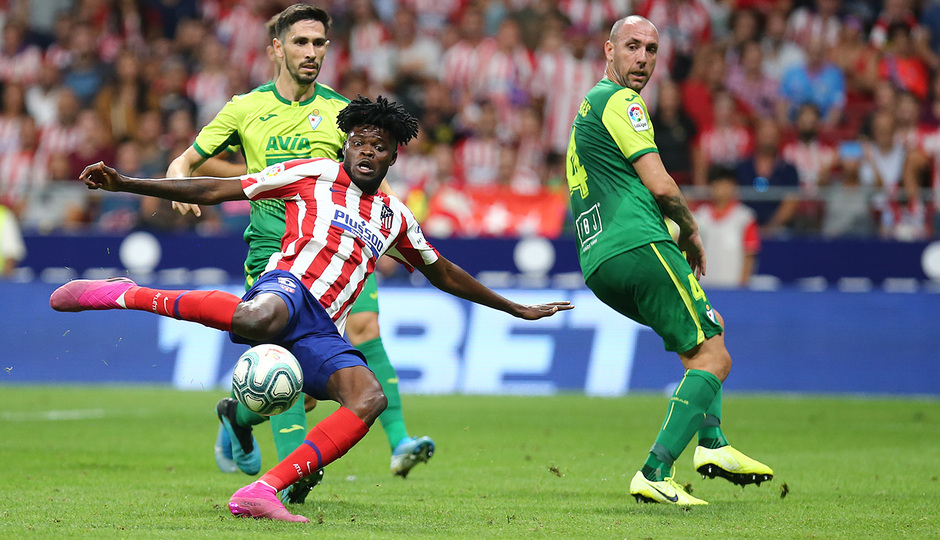 Temp 19/20 | Atlético de Madrid - Eibar | Thomas