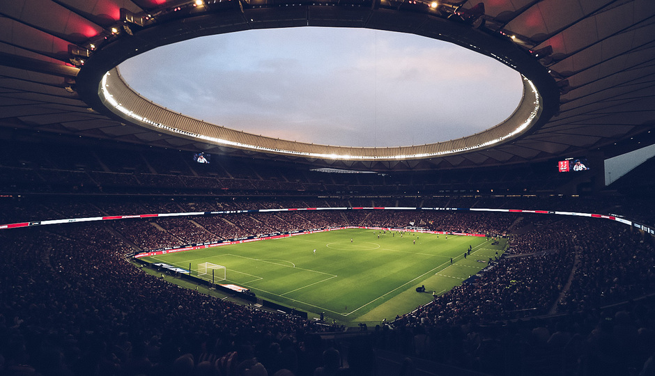 Temp. 19/20. La otra mirada. Atlético de Madrid-Eibar. Wanda Metropolitano
