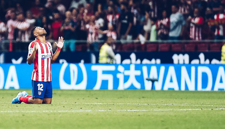 Temp. 19/20. La otra mirada. Atlético de Madrid-Eibar. Lodi