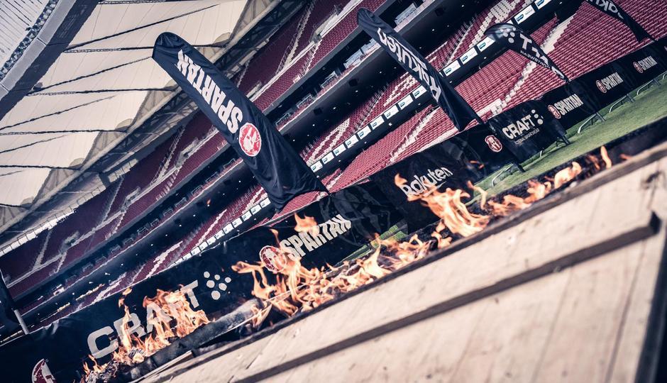 Spartan Stadion Wanda Metropolitano