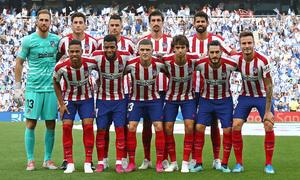 Temporada 19/20 | Real Sociedad - Atlético de Madrid | Once