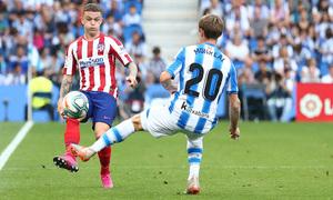 Temporada 19/20 | Real Sociedad - Atlético de Madrid | Trippier