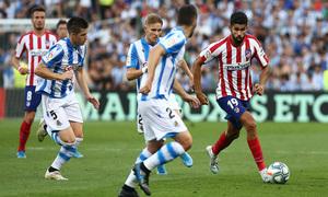 Temporada 19/20 | Real Sociedad - Atlético de Madrid | Costa