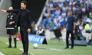Temporada 19/20 | Real Sociedad - Atlético de Madrid | Simeone