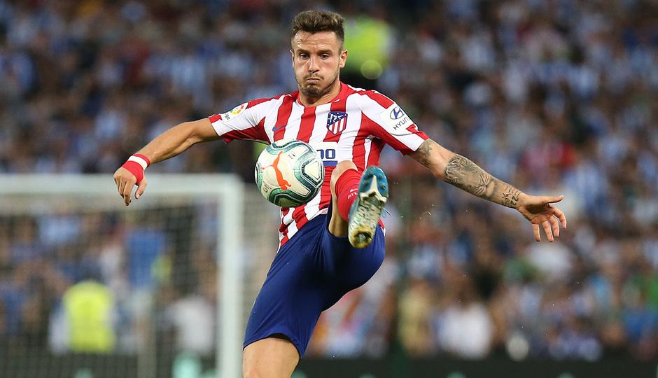 Temporada 19/20 | Real Sociedad - Atlético de Madrid | Saúl