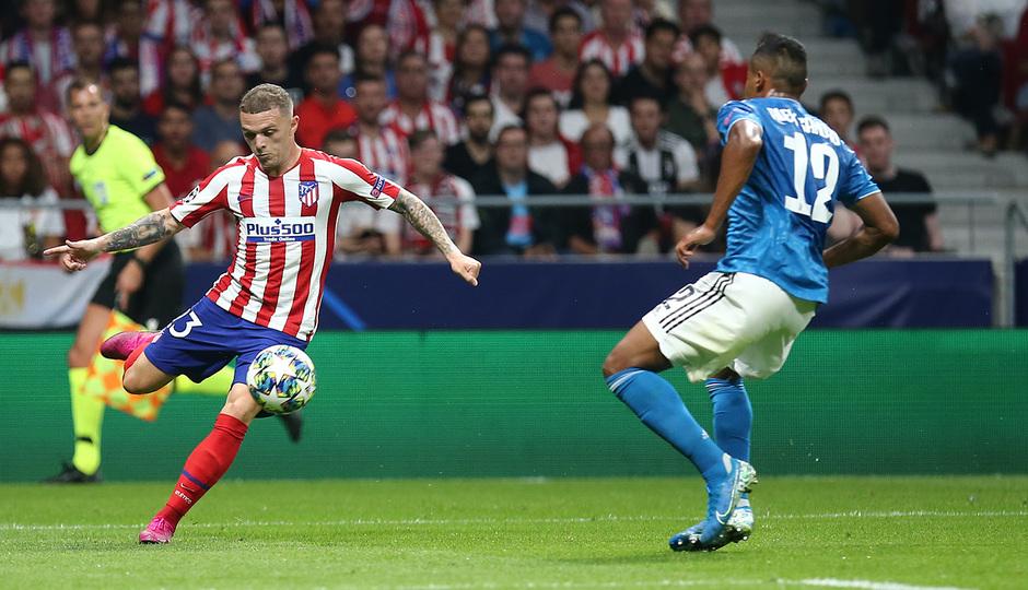 Temp. 19-20   Atlético de Madrid - Juventus   Trippier
