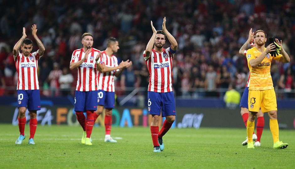 Temp. 19-20   Atlético de Madrid - Juventus   Final de partido
