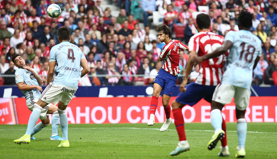 Temporada 19/20 | Atlético de Madrid - Celta | Joao Felix
