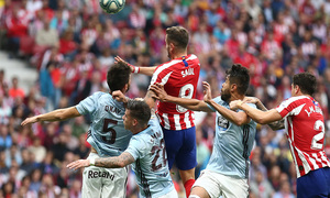 Temporada 19/20 | Atlético de Madrid - Celta | Saúl