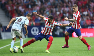 Temporada 19/20 | Atlético de Madrid - Celta | Herrea