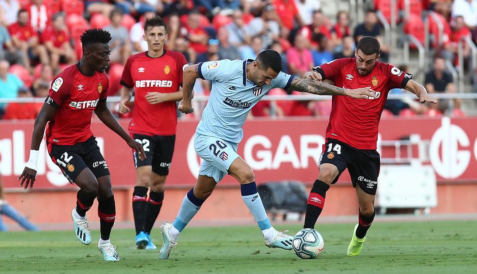 Temporada 19/20 | Mallorca - Atleti | Vitolo