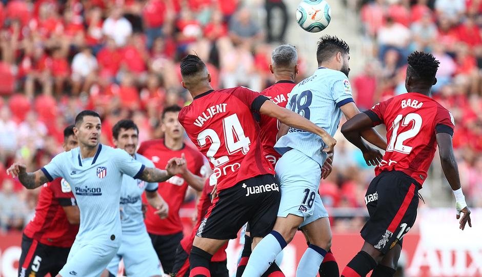 Temporada 19/20 | Mallorca - Atleti | Vitolo y Felipe