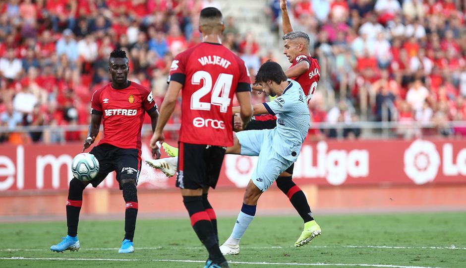 Temporada 19/20 | Mallorca - Atleti | Joao Felix
