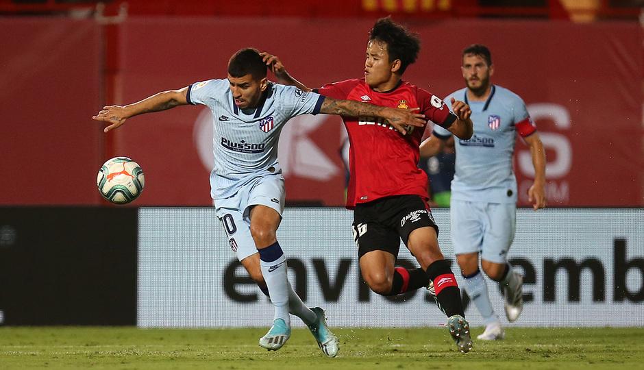 Temporada 19/20 | Mallorca - Atleti | Correa