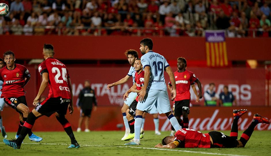 Temporada 19/20 | Mallorca - Atleti | Costa