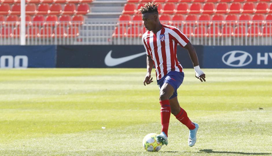 Temp 19/20 | Atlético de Madrid B | Cedric