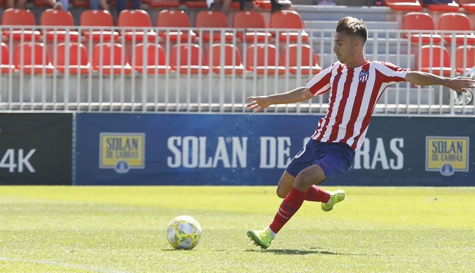 Temp 19/20 | Atlético de Madrid B | Óscar Clemente
