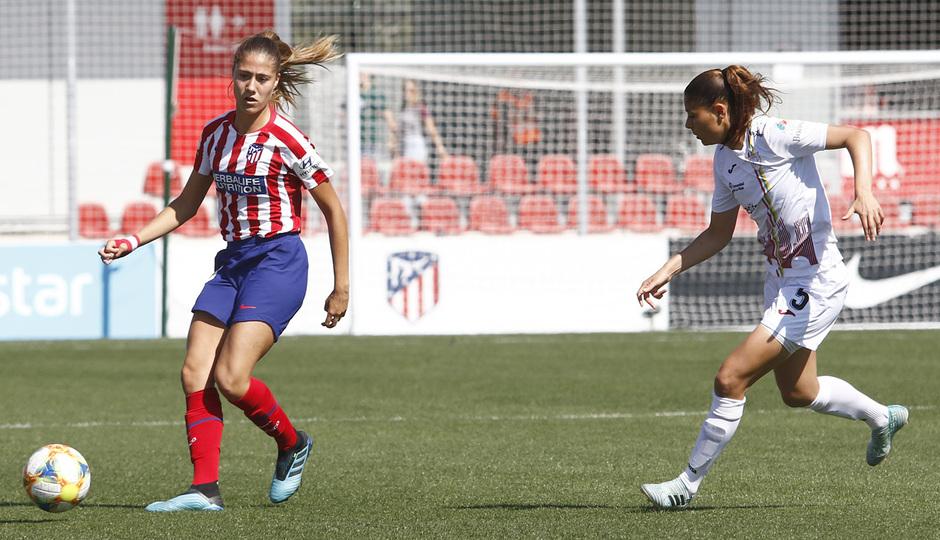 Temporada 19/20 | Atlético de Madrid Femenino - EDF Logroño | Laia
