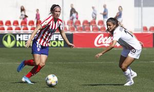 Temporada 19/20 | Atlético de Madrid Femenino - EDF Logroño | Meseguer