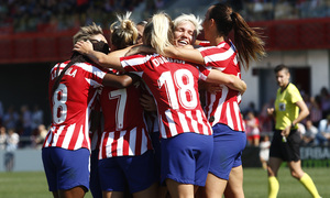 Temporada 19/20 | Atlético de Madrid Femenino - EDF Logroño | Gol