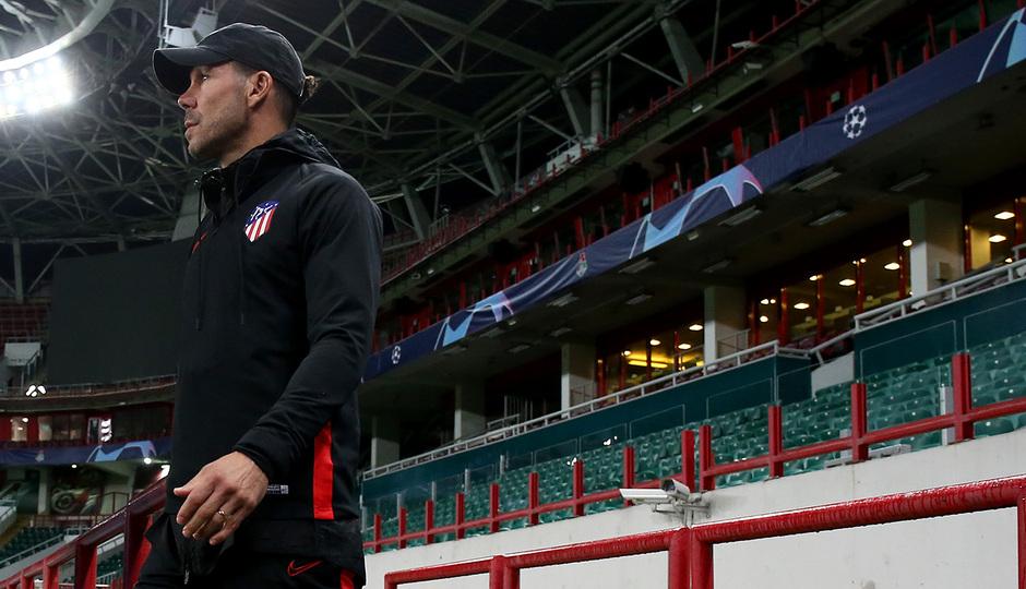 Temp. 2019/20 | Lokomotiv - Atleti | Simeone