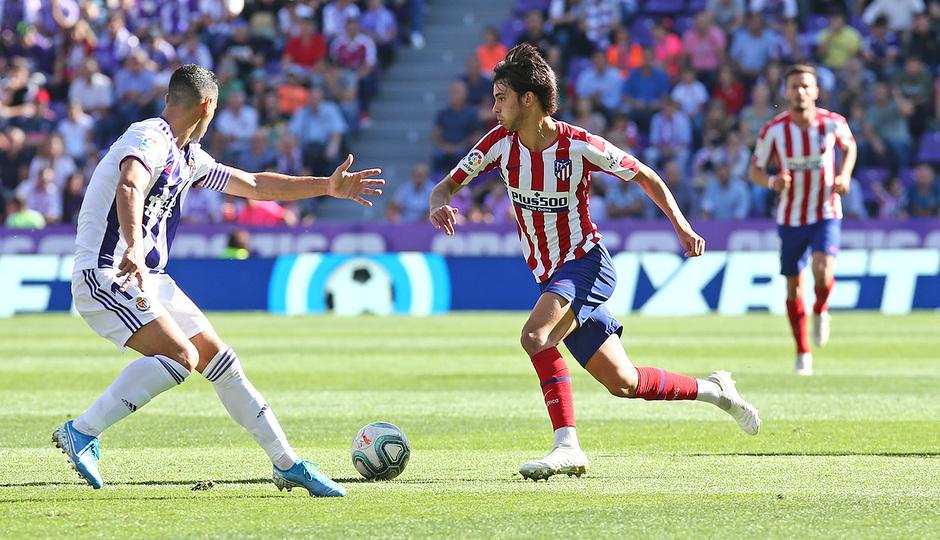 Temp 2019-20 | Real Valladolid - Atlético de Madrid | Joao Félix