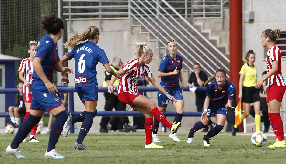 Temporada 19/20 | Levante - Atlético de Madrid Femenino | Duggan