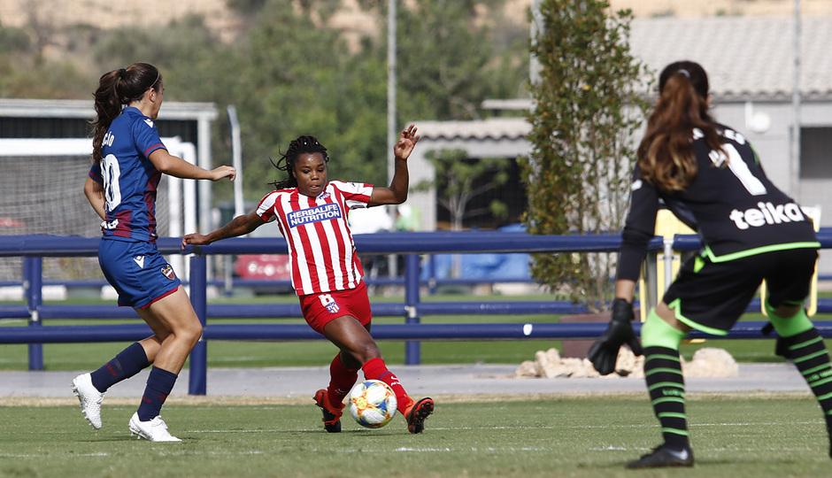 Temporada 19/20 | Atlético de Madrid Femenino | Ludmila