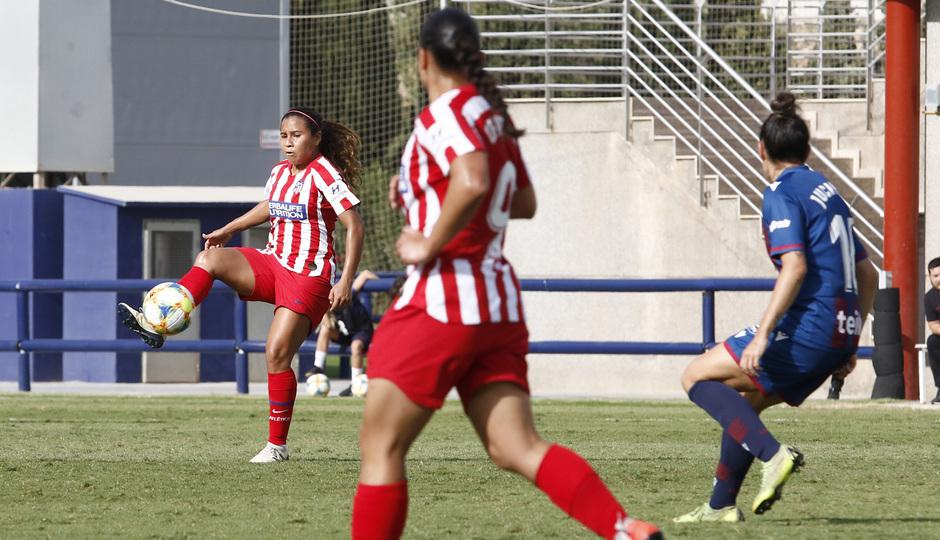 Temporada 19/20 | Atlético de Madrid Femenino | Leicy