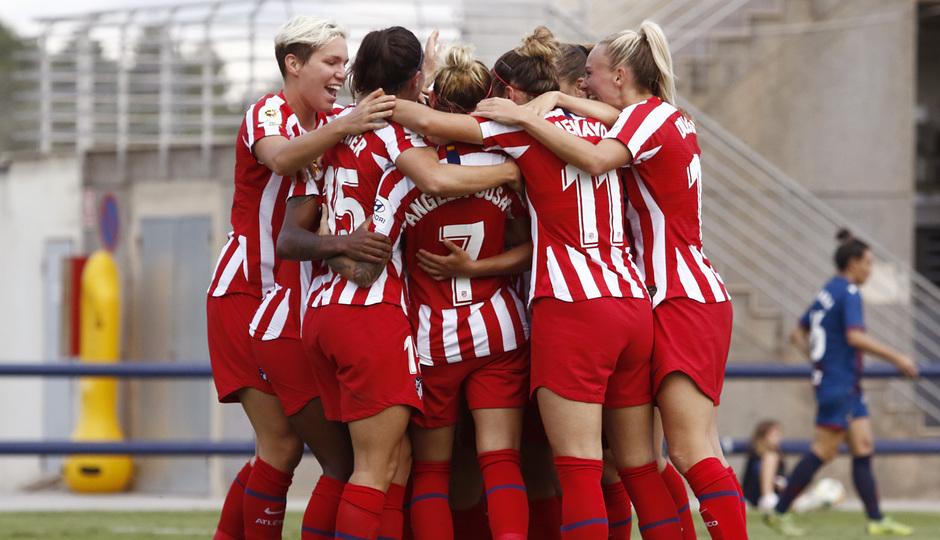 Temporada 19/20 | Atlético de Madrid Femenino | Gol