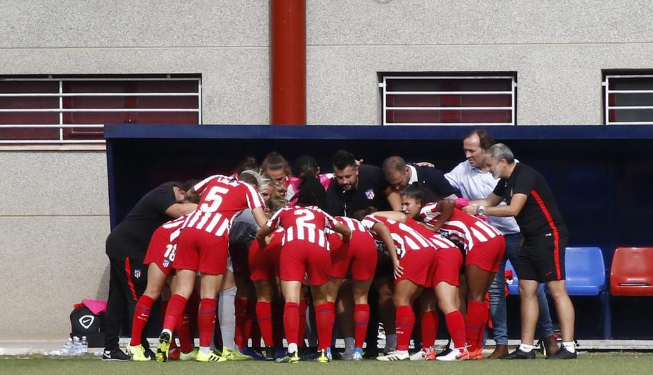 Temporada 19/20 | Atlético de Madrid Femenino | Grito