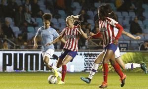 Temporada 19/20 | Manchester City - Atlético de Madrid Femenino | Toni Duggan