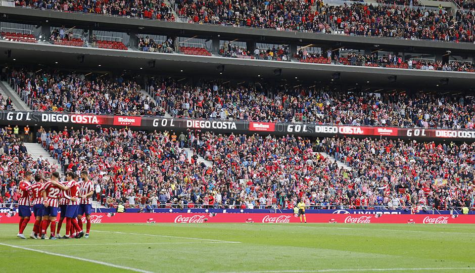 Temp. 19-20 | Atlético de Madrid - Valencia | Celebración
