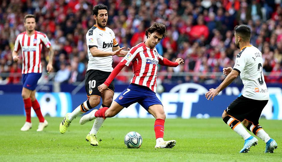Temp. 19-20 | Atlético de Madrid - Valencia | Joao Felix