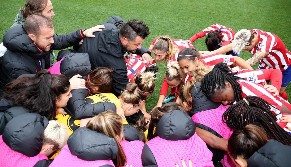Temp. 19-20 | Atlético de Madrid Femenino - Madrid CFF | Conjura