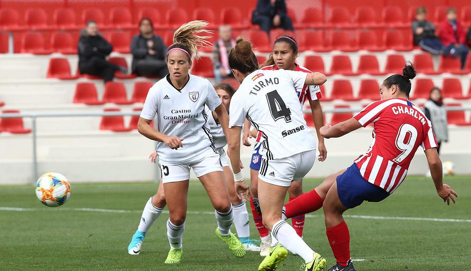 Temp. 19-20 | Atlético de Madrid Femenino - Madrid CFF | Charlyn