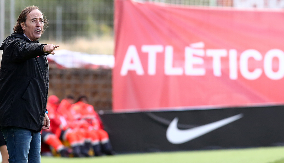 Temp. 19-20 | Atlético de Madrid Femenino - Madrid CFF | Pablo López