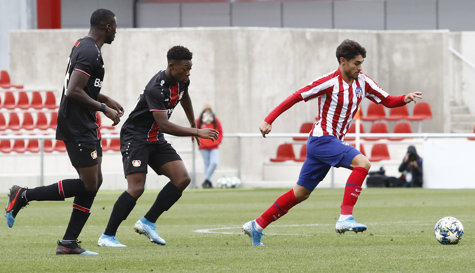 Temp. 19-20 | Youth League | Atlético de Madrid Juvenil A - Bayer Leverkusen |