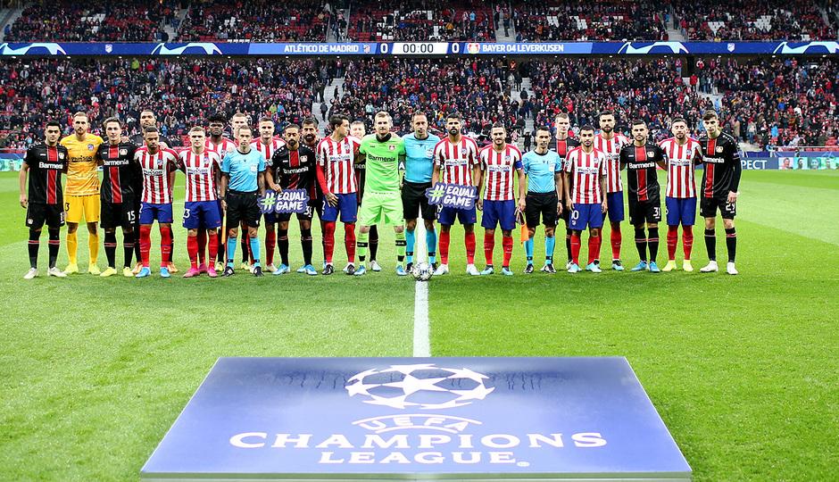 Temp. 19-20 | Atlético de Madrid - Bayer Leverkusen |