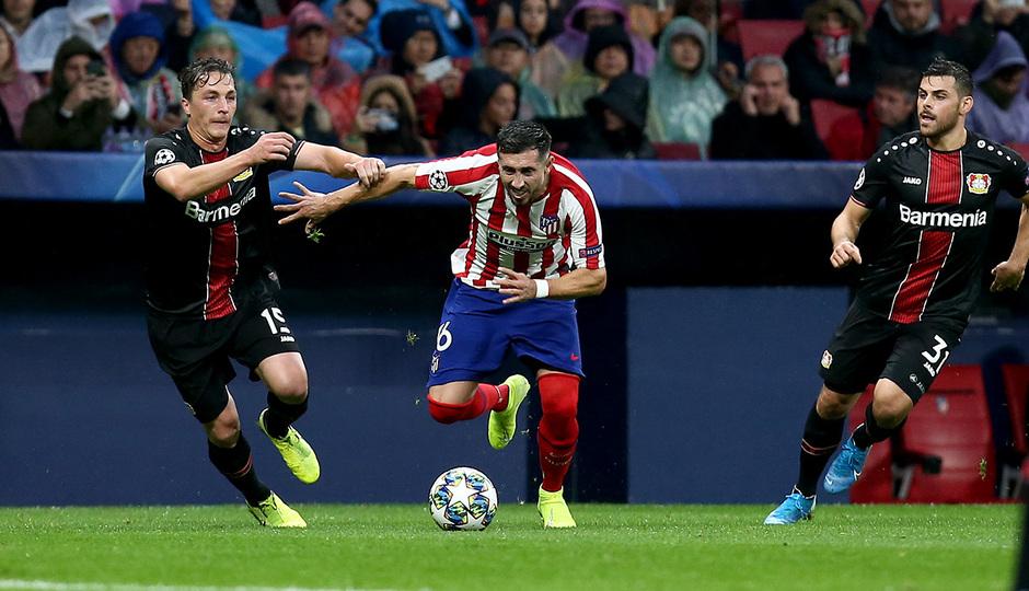 Temp. 19-20 | Atlético de Madrid - Bayer Leverkusen | Herrera