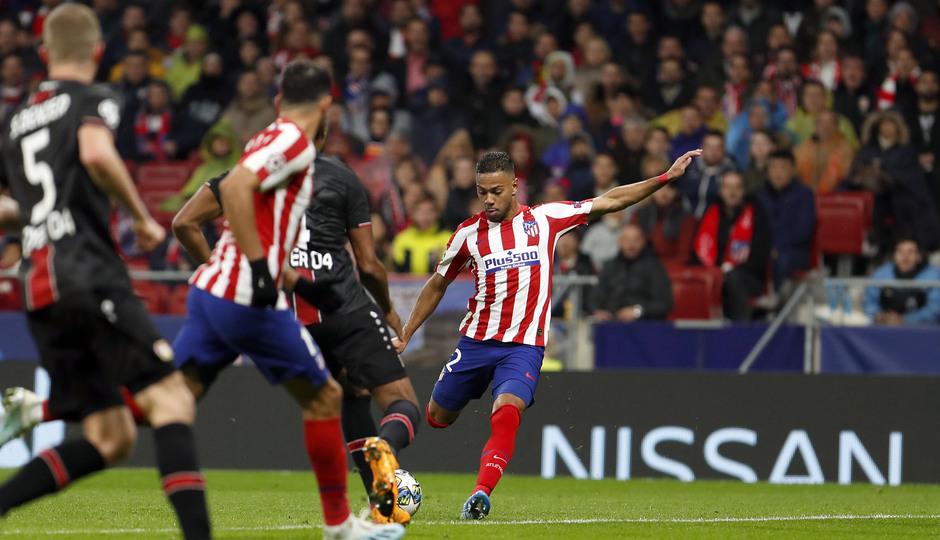 Temp. 19-20 | Atlético de Madrid - Bayer Leverkusen | Lodi