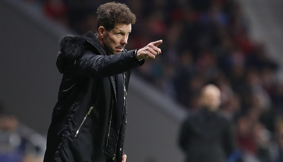 Temp. 19-20   Atlético de Madrid - Bayer Leverkusen   Simeone