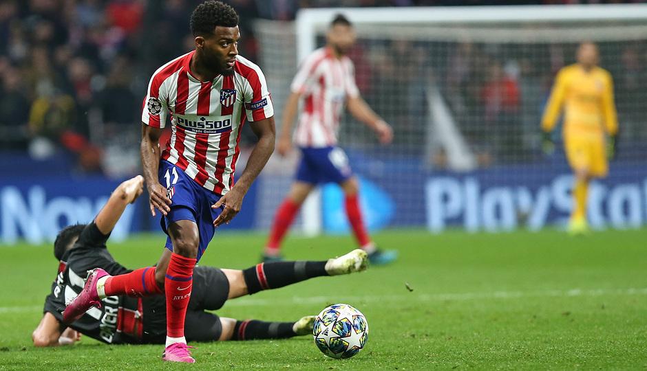 Temp. 19-20 | Atlético de Madrid - Bayer Leverkusen | Lemar